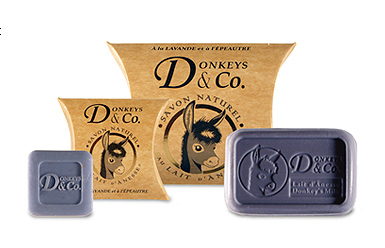 Donkey's Milk Soap - with Lavender & Spelt