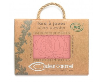 Blusher Powder (052 ) FRESH PINK Couleur Caramel