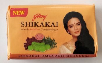 Shikakai Herbal Soap with Amla 75g