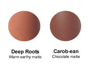 lipstick deep roots and carob-ean