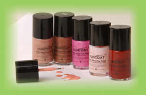 Suncoat nail polish collection