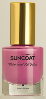 Suncoat Nail polish Rose