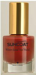 suncoat nail polish Sienna