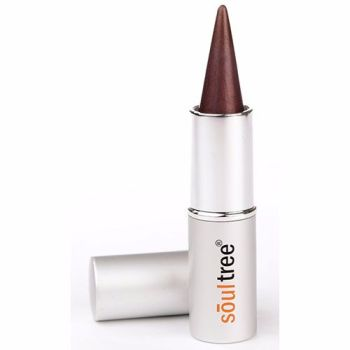 Kajal Herbal Eye liner - Rich Loam (Brown) - Soul Tree