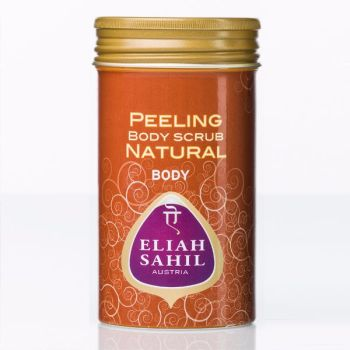 Body Peeling  Scrub Powder with rose & argan  - Eliah Sahil
