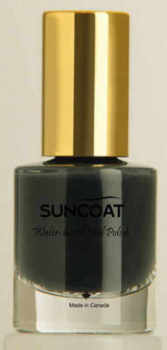 Suncoat water based natural Nail Chic Black