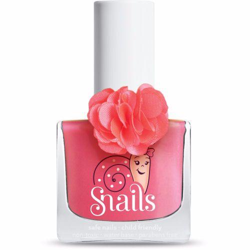 <!-- 014 -->ROSE- Fleur Collection Snails Washable Polish - *New Colour*