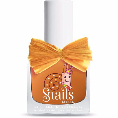 <!-- 008 -->Hula - Snails  Nails Washable Polish