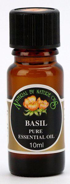 Basil - Essential Oil 10ml