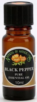 Black Pepper - Essential Oil 10ml