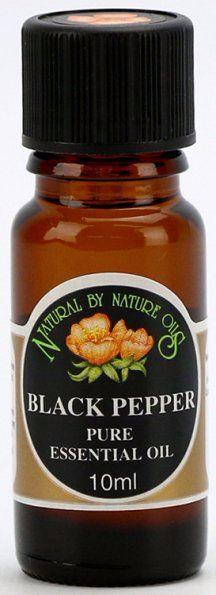 Black Pepper - Essential Oil 10ml
