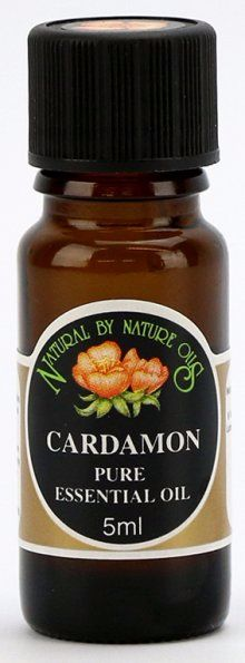 Cardamon - Essential Oil 5ml