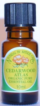 Cedarwood Atlas ORGANIC  - Essential Oil 10ml