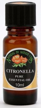 Citronella - Essential Oil 10ml