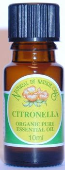 Citronella ORGANIC   - Essential Oil 10ml