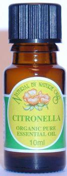 Citronella ORGANIC   - Essential Oil 10ml