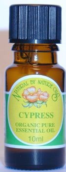 Cypress  ORGANIC - Essential Oil 10ml