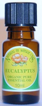 Eucalyptus ORGANIC - Essential Oil 10ml