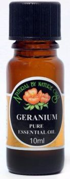 Geranium - Essential Oil 10ml