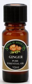 Ginger - Essential Oil 10ml