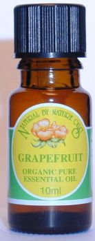 Grapefruit ORGANIC - Essential Oil 10ml