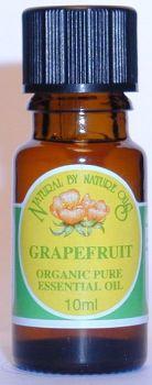 Grapefruit ORGANIC - Essential Oil 10ml