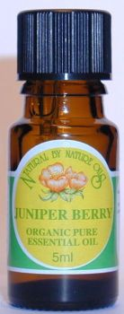 Juniper - ORGANIC Essential Oil 5ml