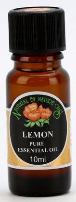 Lemon - Essential Oil 10ml