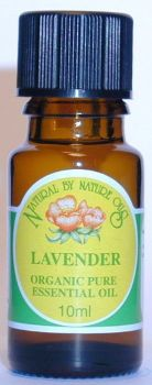 Lavender Organic - Essential Oil 10ml