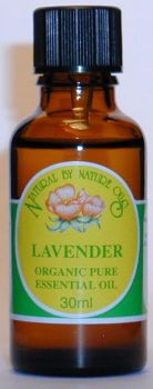 Lavender Organic - Essential Oil 30ml