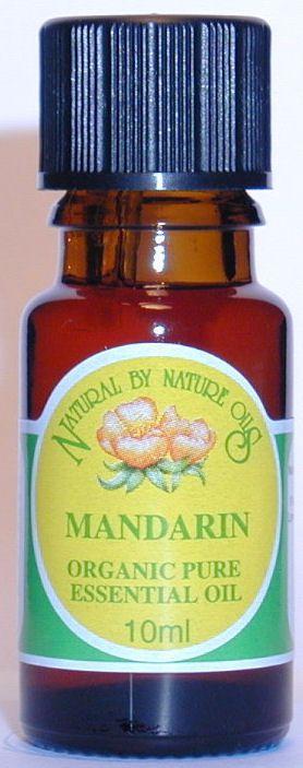 Mandarin - ORGANIC Essential Oil 10ml