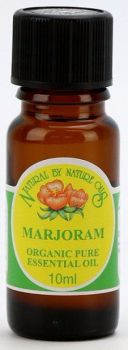 Marjoram - ORGANIC  Essential Oil 10ml