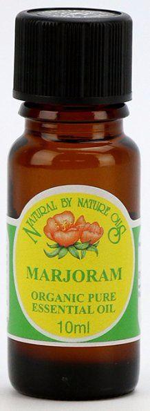 Marjoram - ORGANIC  Essential Oil 10ml