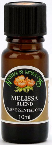 Melissa Blend - Essential Oil 10ml