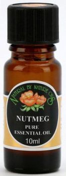 Nutmeg - Essential Oil 10ml