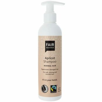 Apricot Shampoo - Fair squared for normal hair