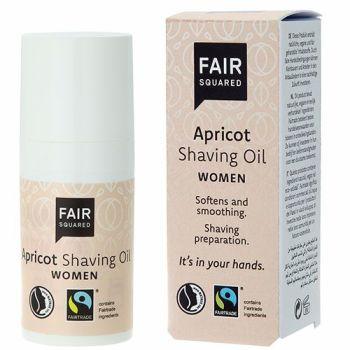 Shaving Oil for women with apricot (skin prep) 15ml