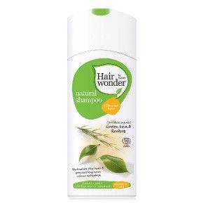 Natural Shampoo for Fine Hair with Guarana & Hop - Hairwonder