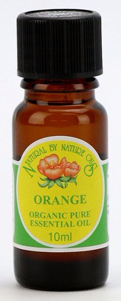 Orange - ORGANIC Essential Oil 10ml