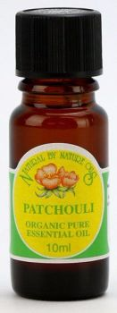 Patchouli - ORGANIC  Essential Oil 10ml