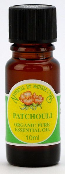 Patchouli - ORGANIC  Essential Oil 10ml