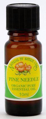 Pine Needle - ORGANIC Essential Oil 10ml