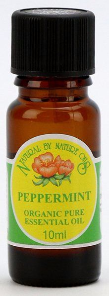 Peppermint - ORGANIC Essential Oil 10ml