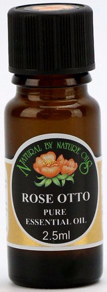 Rose Otto - Essential Oil 2.5ml
