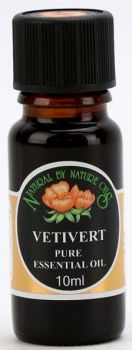 Vetivert - Essential Oil 10ml