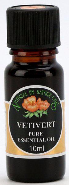 Vetivert - Essential Oil 10ml