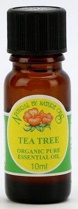 Tea Tree - ORGANIC Essential Oil 10ml