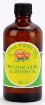 Almond Oil - Organic 100ml