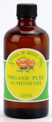 Almond Organic Oil 100ml