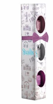 Snails Nails Gift Box - 3 mini collection - MUSIC